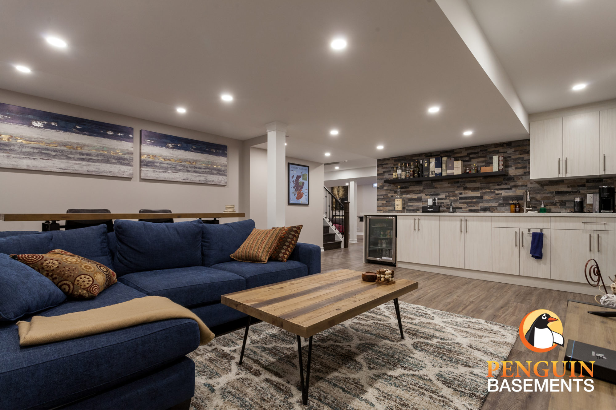 Basement Renovations, Services In Toronto, Mississauga