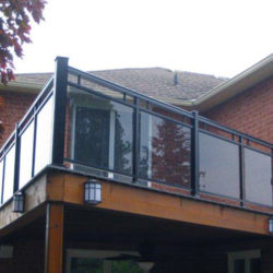 CPL Aluminum Railings & Glass