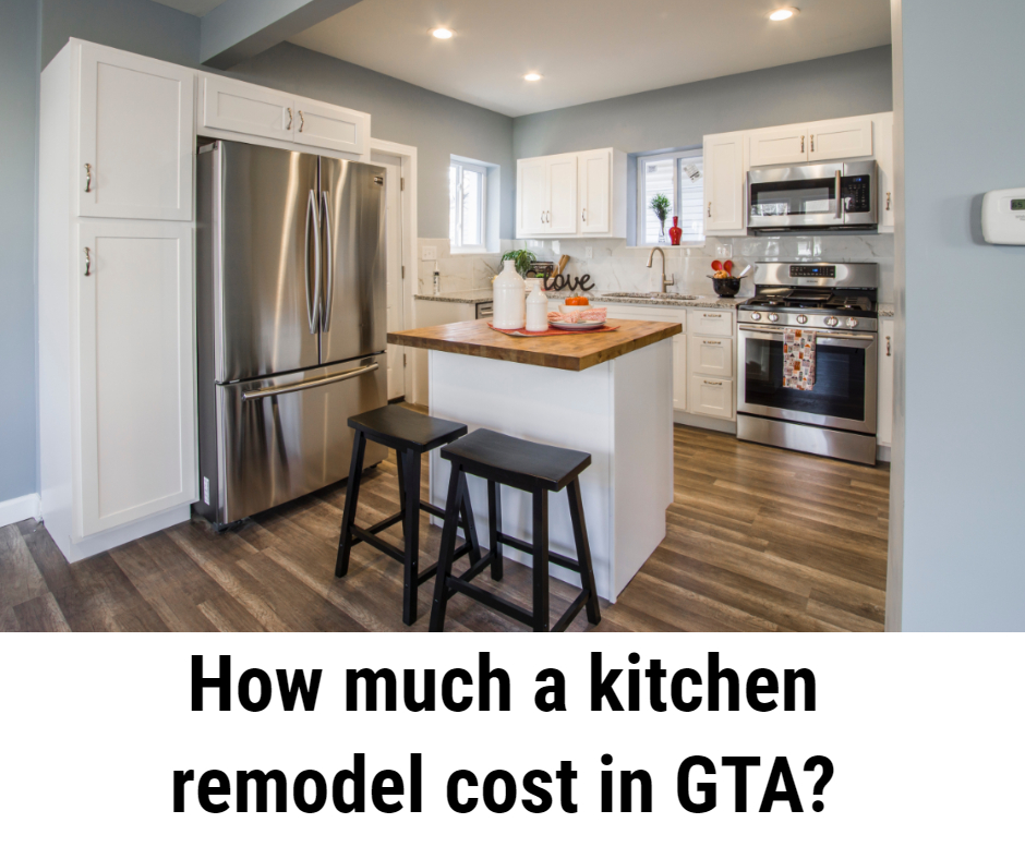How Much A Kitchen Remodel Cost In Toronto, A Detailed