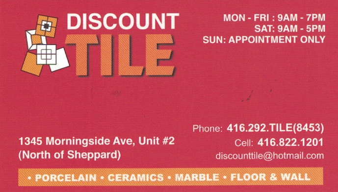 Tile & Stone Supplier in Toronto