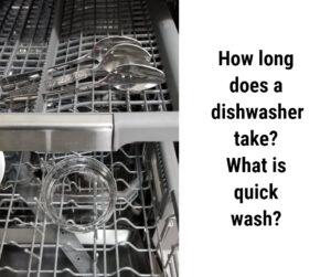 Dishwasher Wash Cycle