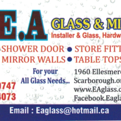 E.A GLASS & MIRROR