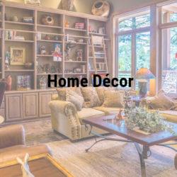 Silk Plant Home Decor and More