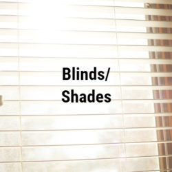 California shutters and blinds