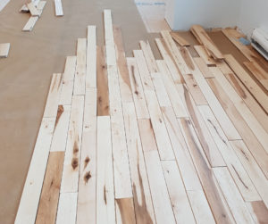 Selecting the best hardwood flooring