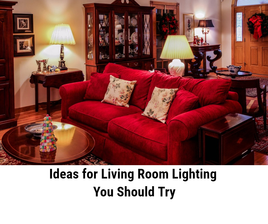 Ideas for living room lighting
