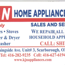 KJN Home Appliances Inc.