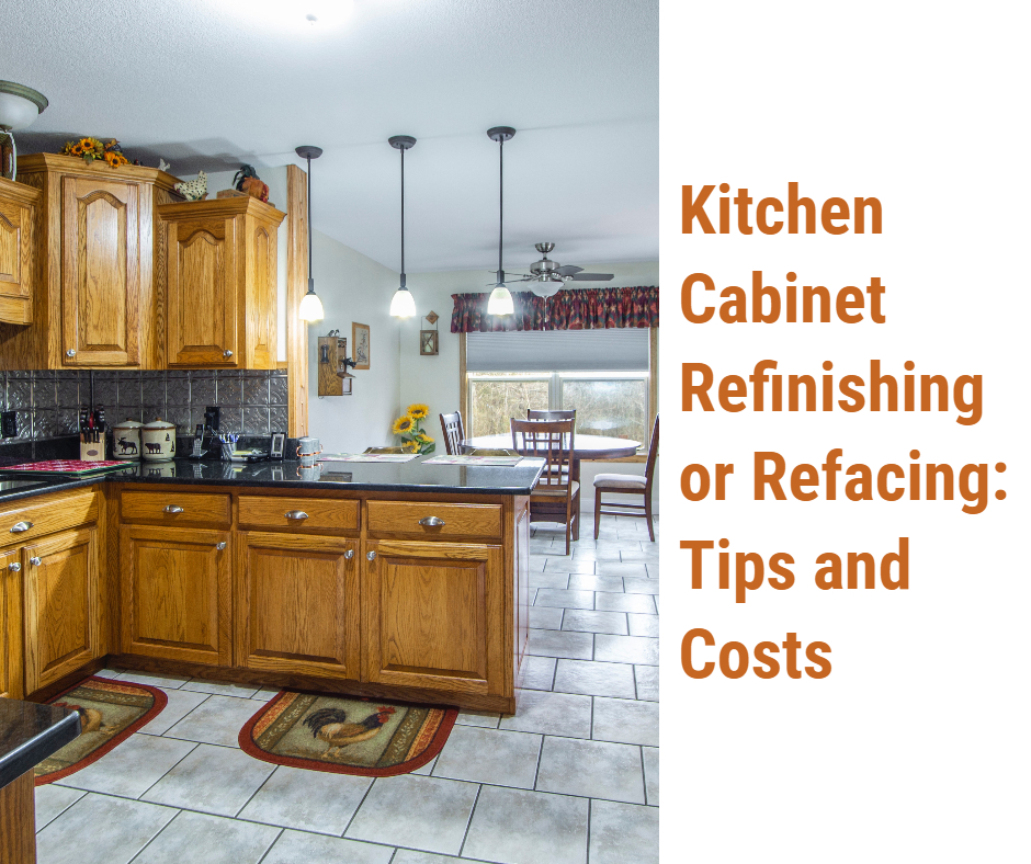 Kitchen Cabinet Restoration Ideas: Kitchen Cabinet Refinishing Or Refacing: Tips And Costs