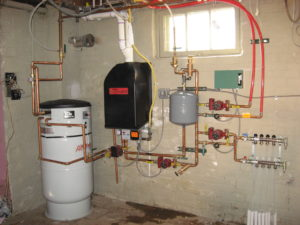 check your heating system, boiler and furnace, to prepare your home for winter months