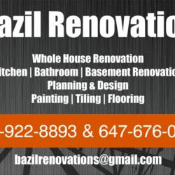 Bazil Renovation