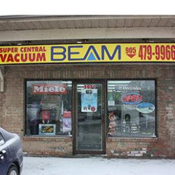 Super Central Vacuum