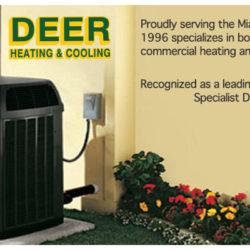 Deer Heating & Cooling, Inc