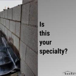 Is this your Specialty ?