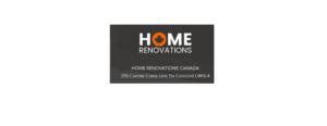 Basement Renovations & Finishing Logo