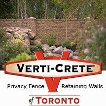 Verti-Crete of Toroto Company Logo